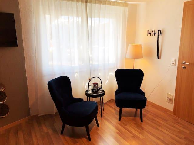 Wonderful & Private Room with en-suite bathroom