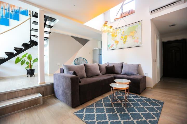 New Lux Apartment