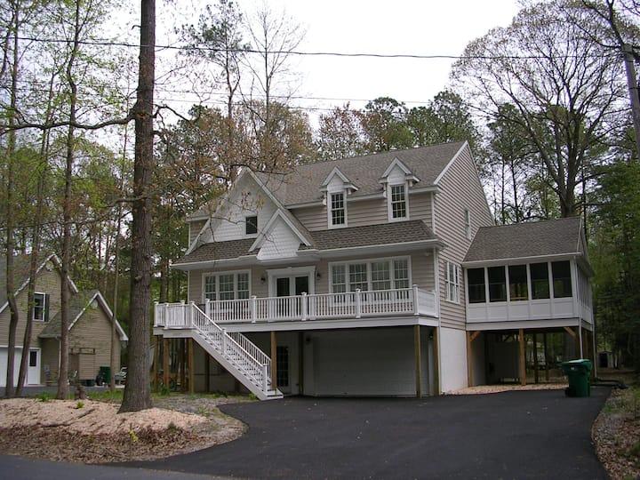 Baywood family house