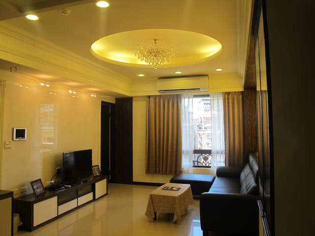 RoomA-New apt in Taipei(1 min to MRT by bike) - Sanchong District - Appartement