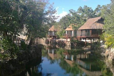 Zamna Tulum - Suites vista a Cenote
