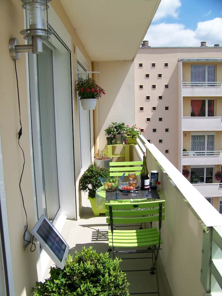 Appartement tout équipé à SAINT-QUENTIN