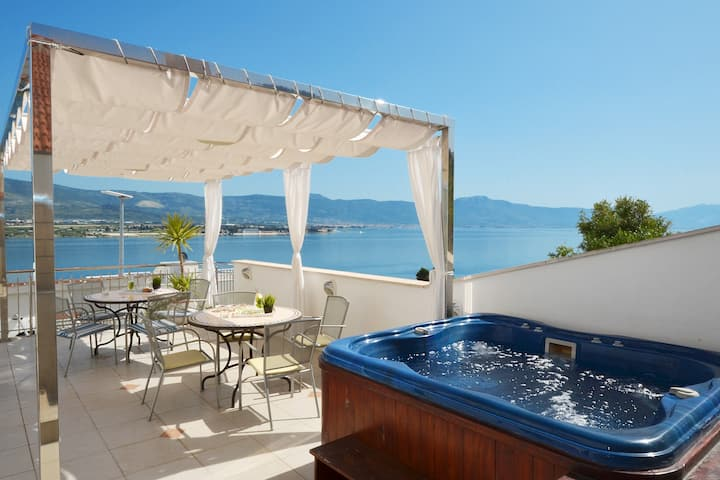 TROGIR Luxury Daisy 1 Deluxe w/pool