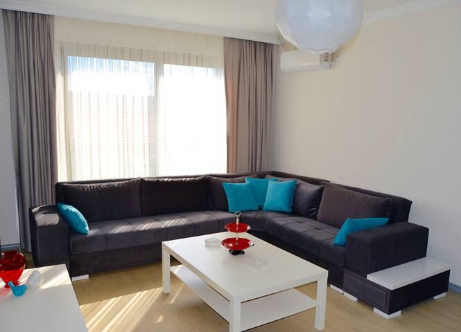 ÇEŞME ILICA'DA DENİZE 50 MT LUKS - Çeşme - 公寓