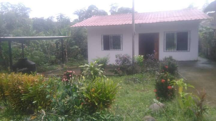 Casa de alojamiento el Rincóncito de Riky Rincón