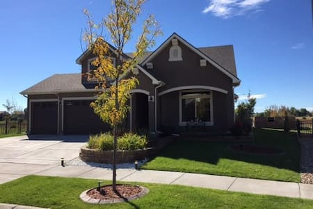 Quiet House on the GVR Golf Course near DIA, - Denver - Casa