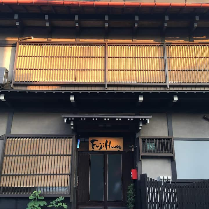 Private Japanese Traditional Room[2B] - Fuji House