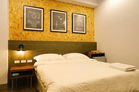 GOODDAY HOSTEL / 好天旅店雙人房 / Room B
