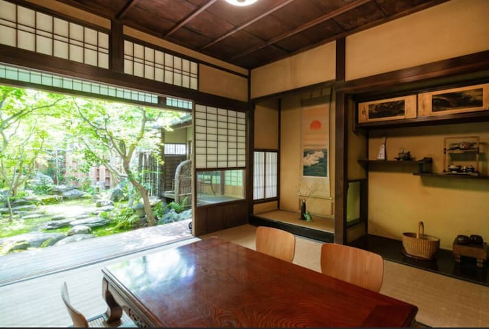 [Free Self-Service Breakfast] Guesthouse  in Kyoto[2nd single room]