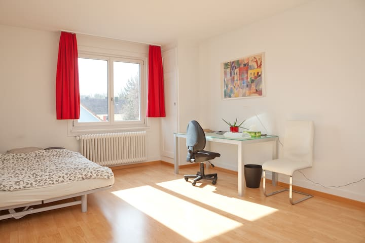 Cozy room close to the center - Bern - Apartment