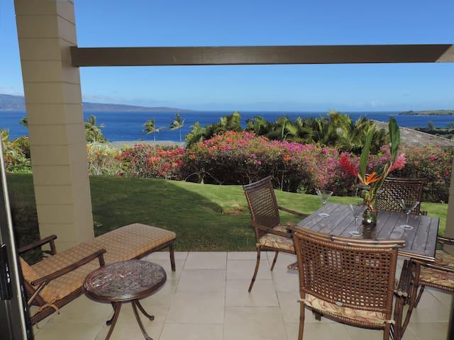 Kapalua Ridge Villa 114 Gold Short Walk to Beach - Lahaina - Villa