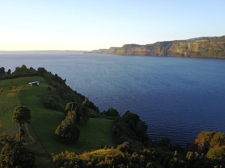 Cabaña Quincho Mirador, Lago Rupanco