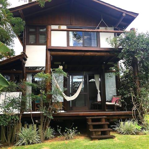 Casa Jardim Barra de Ibiraquera