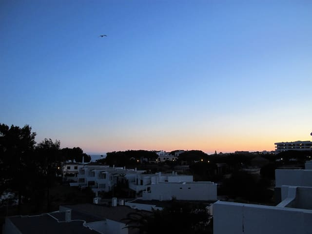 At a sea view top-floor apt, 500 m from the beach! - Albufeira - Apartment
