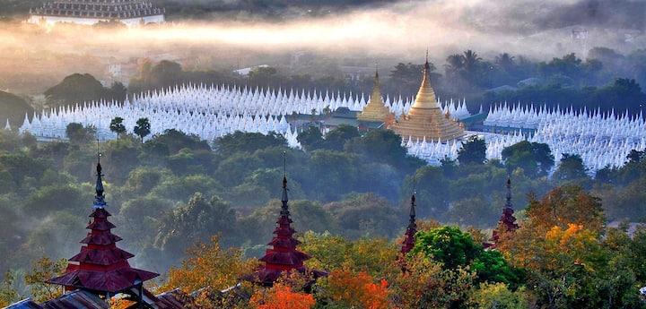 Heart of Mandalay City 1BD/1R (Y)