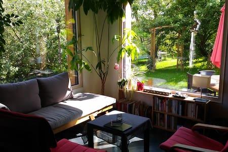 Maison bois dans un écrin de verdure - Vescemont
