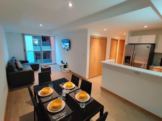New and luxury apartment en la zona viva (zona 10)