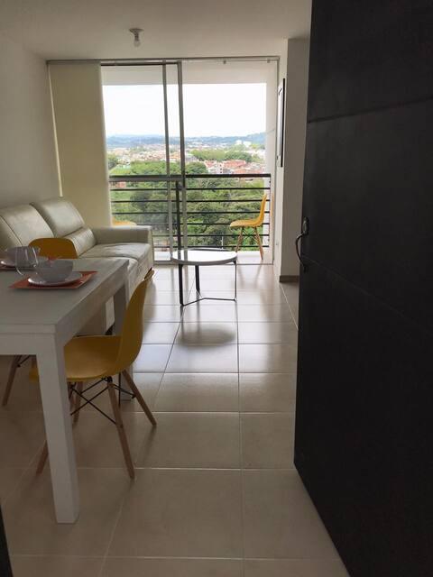 Apartamento nuevo cerca al aeropuerto de Pereira