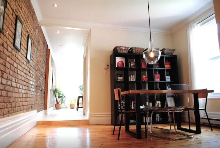 Grand condo | Downtown en 5 minutes - Montreal - Byt