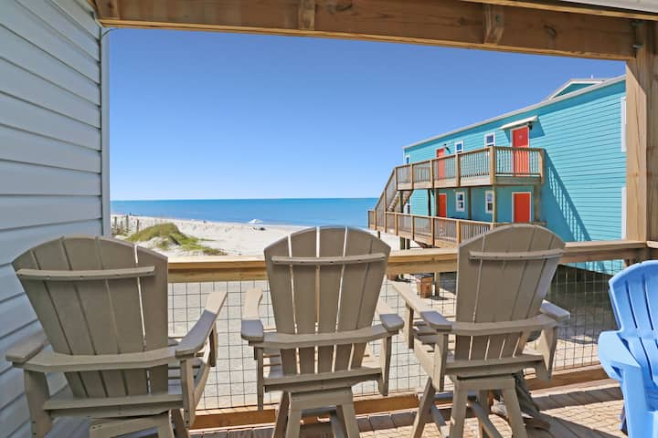 Gulf Views, Bay Views, Steps From The Beach ~ Paradise By The Gulf
