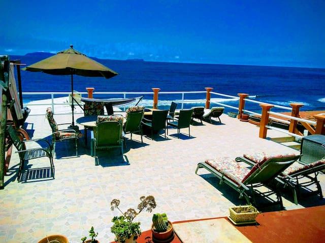 Oceanside Beach House