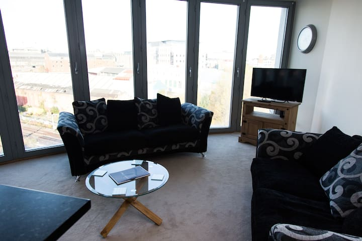 Forth Banks - Newcastle upon Tyne - Apartamento