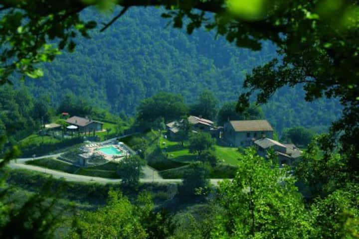 Orvieto's Countryside's Memories for 4 with Pool