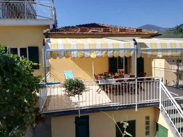 Country House in Sestri Levante (Genoa)