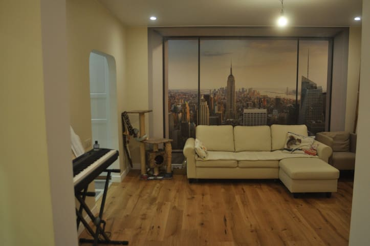 2-rooms apartment near Moscow