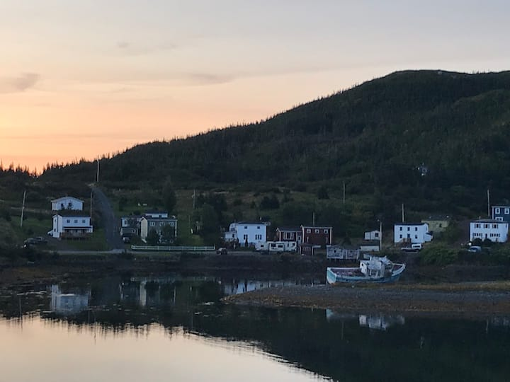 Embrace Newfoundland's heritage at Jandon Cottage