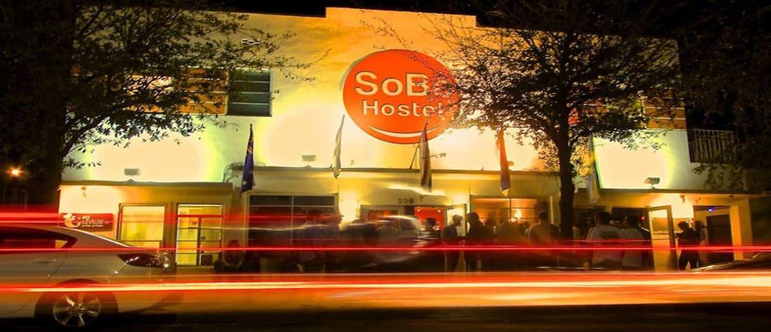Sobe-Hostel & Bar (12 bed Dorm)