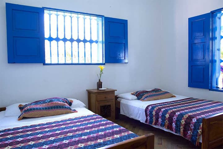 Habitación privada en Fredonia. Zona Cafetera Ant.