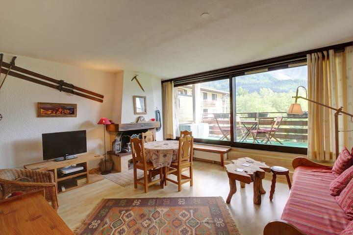 Bellevue alpine style apartment