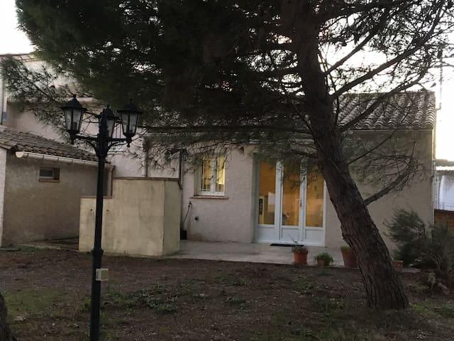 Logement de 65m² (4pers) en bordure de village