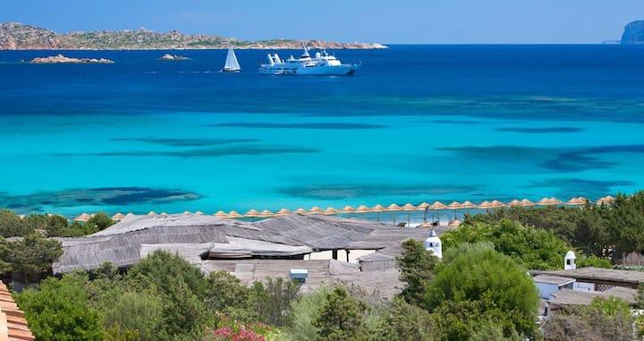 Porto Cervo Emerald Coast Sardinia It