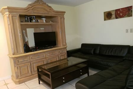 Private room, Friendly environment - Miami