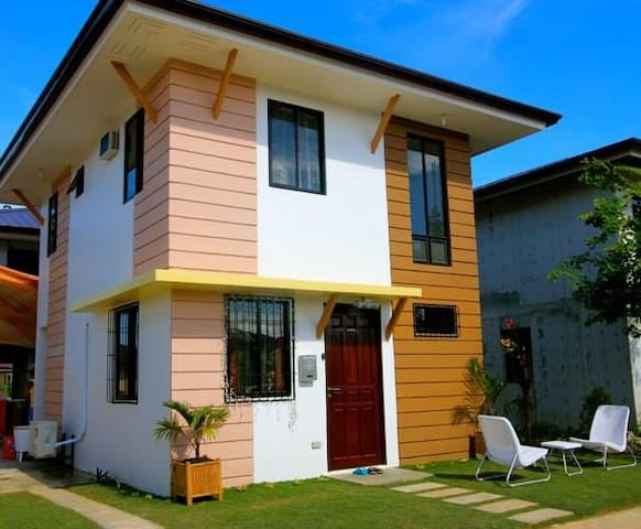 Cosy  and practical house in a safe subdivision - Lapu-Lapu City - Huis