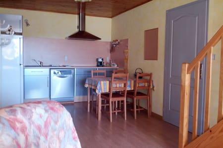 Logement dans maison de village Plateau Hauteville - Champdor-Corcelles