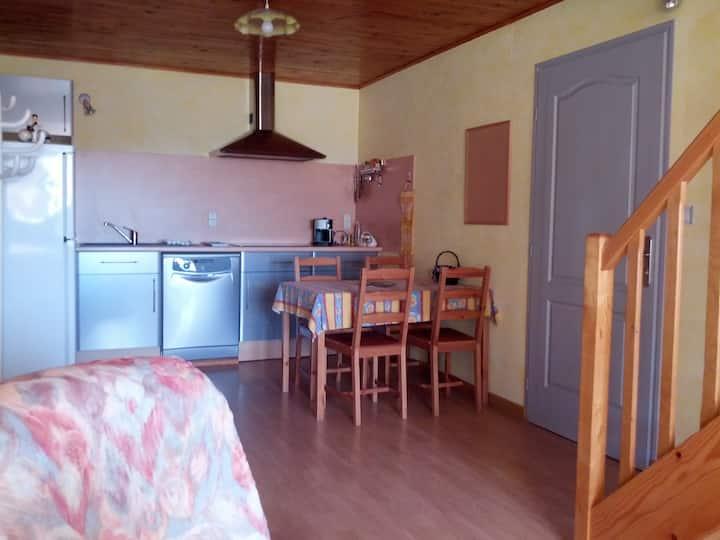 Logement dans maison de village Plateau Hauteville