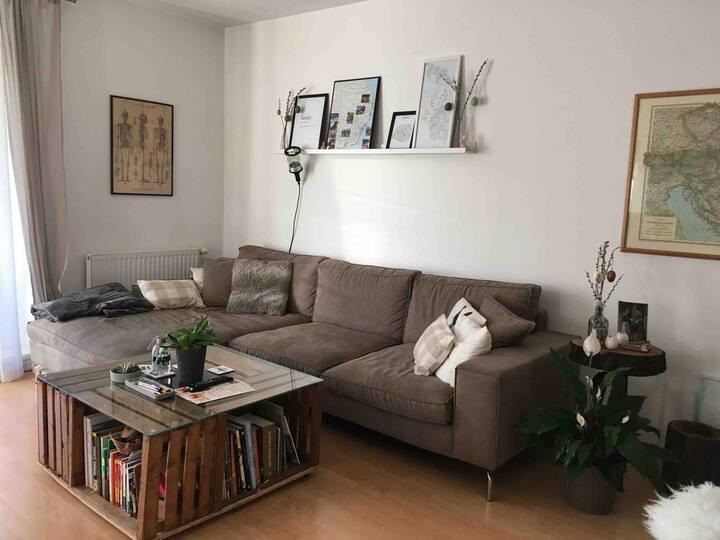 Sonnige Wohnung in Tulln