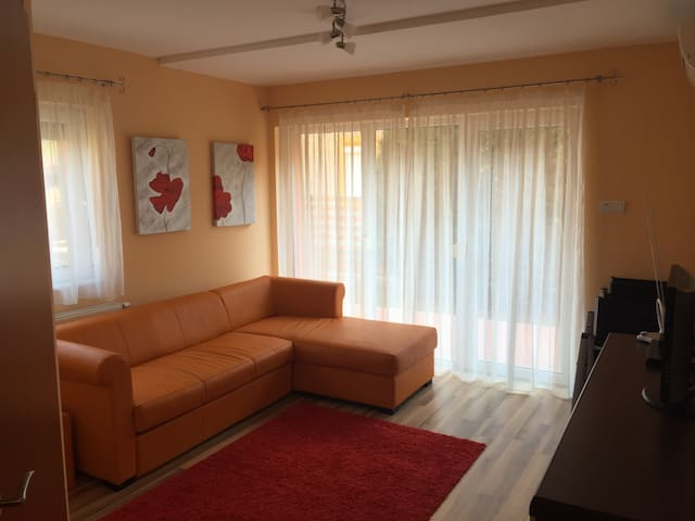 50m from the beach at Siófok - Siófok - Apartamento