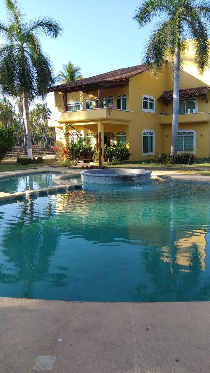 beach house  villas don fortino