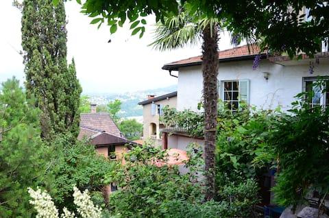Casa La Felice,  Lugano, Viganello (Tessin)