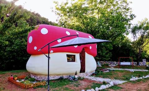 Krka Fairytale village