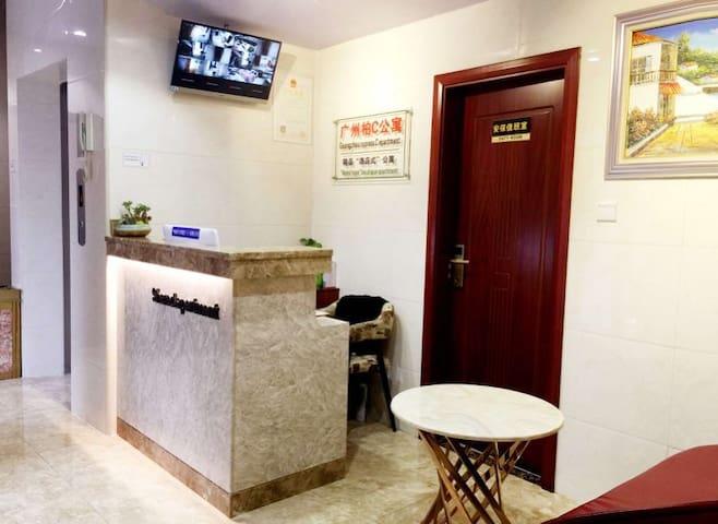 广州柏c精品公寓-精致大床房(2)
