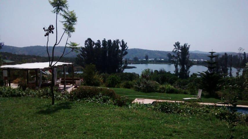 Cabaña en tranquila parcela de Limache - Limache - Cabaña