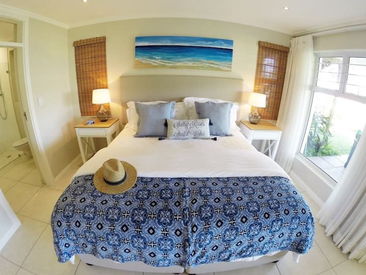 Beach Melody🏖Sea view🐬Luxurious bed💤Huge Lawn⭐️⭐️⭐️⭐️⭐️