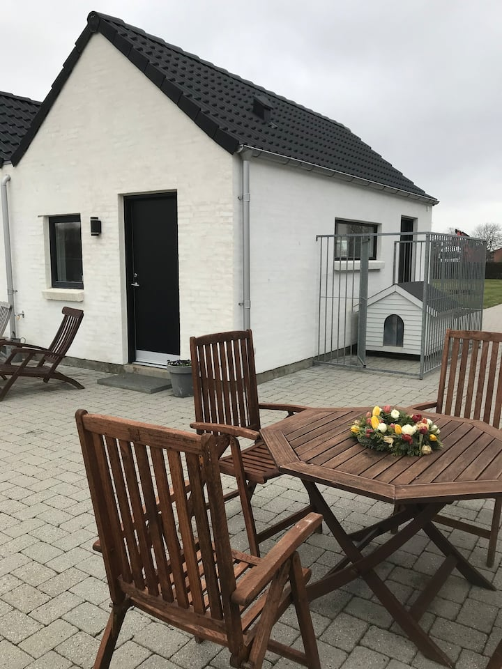 Ny lejlighed - 45 m2, 15 min. fra Viborg centrum.