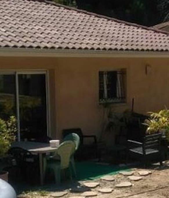 Maison charlotte landes pays basque maisons louer for Garage a louer bayonne