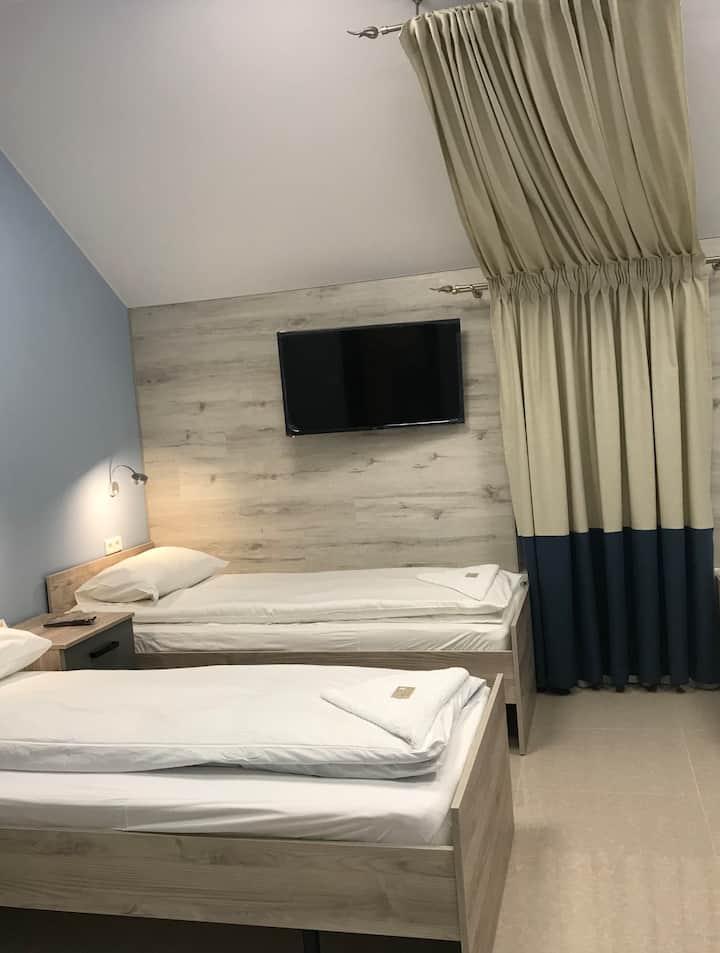 Мини гостиница «Василь» в центре города Балтийск